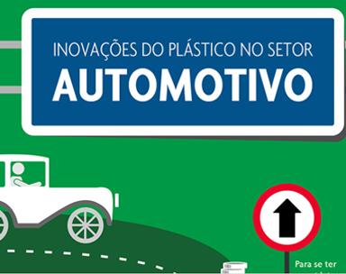 Veja o case da transformação da Indústria Automobilística após adotar o plástico como solução para diversas aplicações