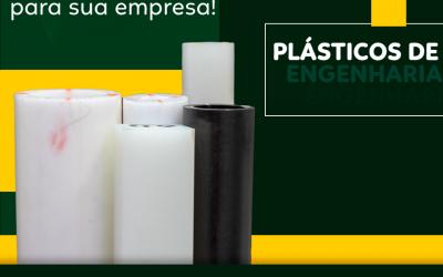 Vantagens da aplicação do Plástico Industrial para substituição de outros materiais utilizados hoje!